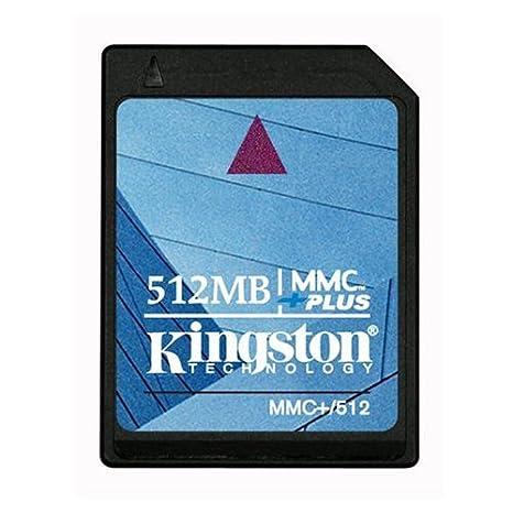 Kingston Technology 512MB MMCplus Memoria Flash 0,5 GB MMC ...