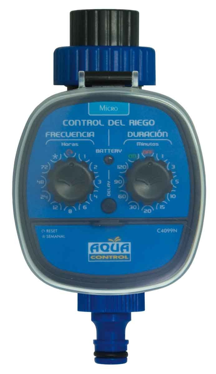 Aqua Control C4099N Programador de Riego para Jardín - Para todo ...