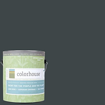 Charmant Inspired Eggshell Interior Paint, Metal .06, Gallon