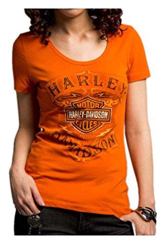 Harley Davidson T Shirts Women'S - 7