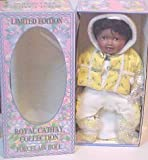 ": Limited Edition Royal Cathay Collection Porcelain Doll #31 ""Latisha"" 21"""