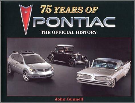 75 Years of Pontiac