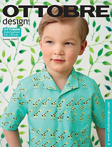 Amazon Ottobre Design Magazine Issue 32017 Sewing