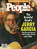 The Grateful Dead s Jerry Garcia (1942-1955), Anna Nicole Smith, Alicia Silverstone (Clueless) - August 21, 1995 People Weekly Magazine