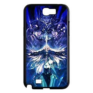 SamSung Galaxy Note2 7100 phone cases Black Final Fantasy cell phone cases Beautiful gifts NYU45763041