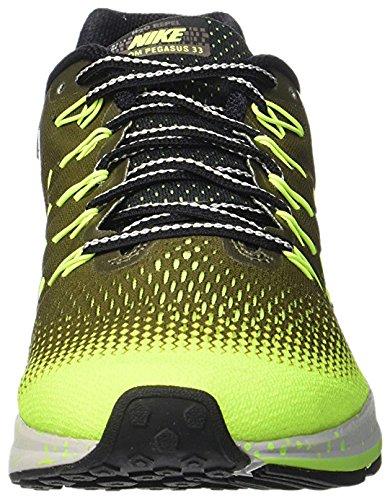Nike Zoom Hombres Hombres Air 19998 Zoom Pegasus 33 Verde 7204ed4