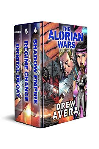 THE ALORIAN WARS: VOLUME II: BOOKS 4, 5, and Prequel