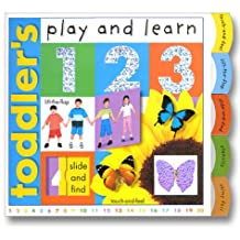 Toddler's Play And Learn: 1, 2, 3