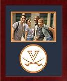 NCAA Virginia Cavaliers University Spirit Photo Frame (Horizontal)