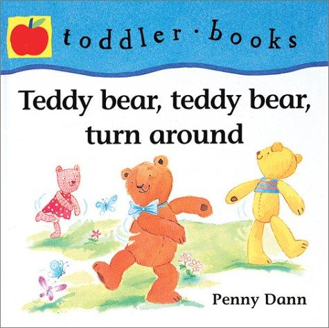Amazon.com: Teddy Bear, Teddy Bear Turnaround (Toddler Books ...
