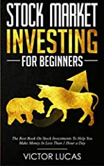 The #1 Book On Stock Investments! Buy paperback version and get kindle version for FREE - The stock market has its peculiarities. It's a world where a small matter has the potential of creating a massive impact. One thing added or one thing l...