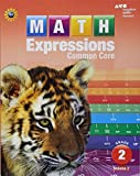 Math Expressions: Student Activity Book, Volume 2 (Softcover) Grade 2