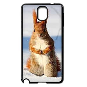 J-LV-F Customized Print Squirrel Hard Skin Case Compatible For Samsung Galaxy Note 3 N9000