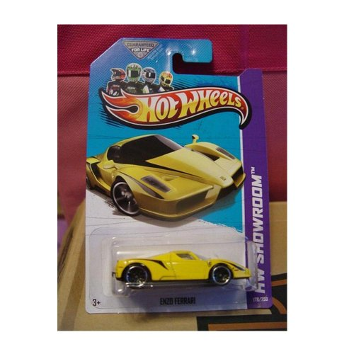 Hotwheels Diecast Car Hot Wheels - Enzo Ferrari (HW Showroom 2013)