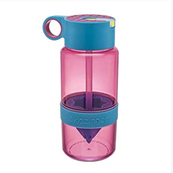 Kid Zinger Fruit Infused Water Bottle