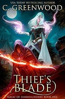 Thiefs Blade Magic Dimmingwood Book ebook