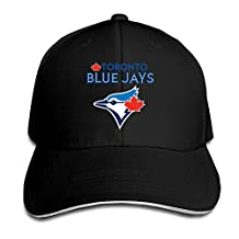2016 Playoff Toronto Blue Jays Logo Men's Flex Baseball Cap