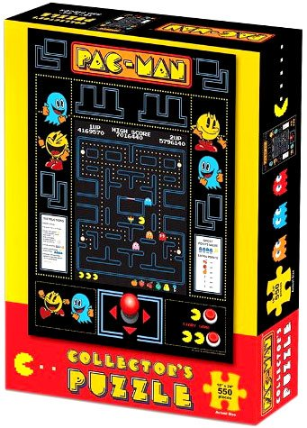 Pac-Man Puzzle