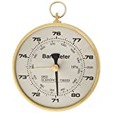 "Sper Scientific 736930 Dial Barometer, 4"" Dial"