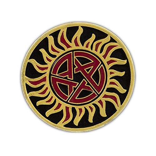Coin Trap - QMx Supernatural Hunter's Challenge Coin