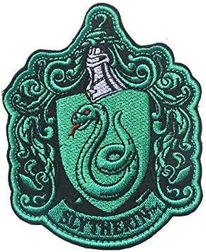 Oyster-Patch - Gancho de Parche táctico para casa Harry Potter ...