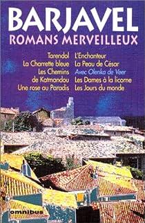Romans merveilleux par Barjavel