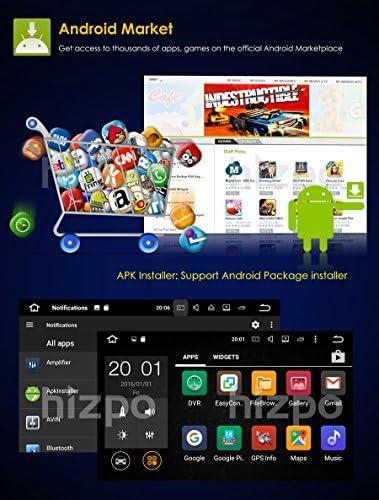 Wifi Android 6.0 Double 2 DIN Car Stereo vídeo receptor Bluetooth: Amazon.es: Electrónica