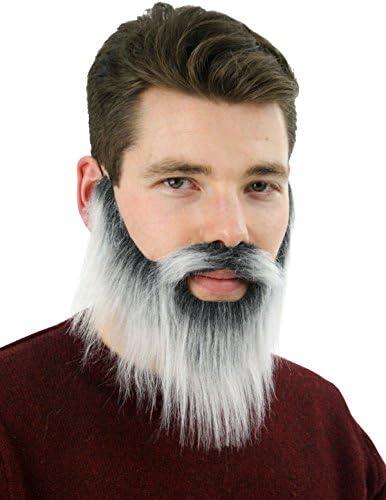Lumberjack Beard Grey