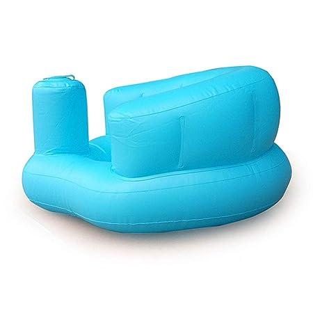 XUMING Sofá Inflable para niños, Seguridad Engrosada, Taburete ...