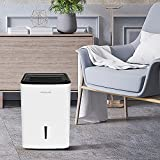 Frigidaire Dehumidifier with Effortless Humidity