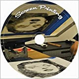 Learn Screen Printing at Home on cd dvd press plans how to printer print
