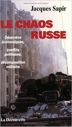 Livre gratuits Le Chaos russe pdf, epub