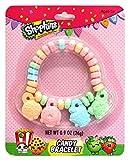 Shopkins Colorful Candy Jewelry Charm Bracelet, 0.9 oz