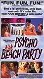 DVD : Psycho Beach Party [VHS]
