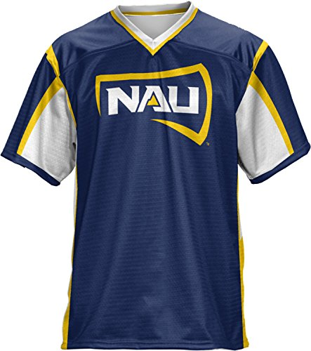 - ProSphere Northern Arizona University Boys' Football Fan Jersey - Scramble FD3B1