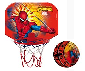 Mondo Spiderman Mini Basket Set