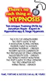 There's No Such Thing As Hypnosis 10 DVD Set