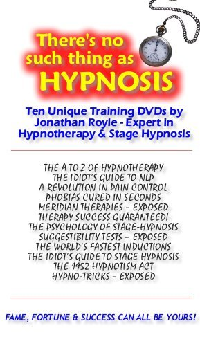 There's No Such Thing As Hypnosis 10 DVD Set by