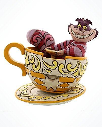 Disney Parks Cheshire Cat Tea Cup figurine by Jim shore