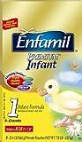 Enfamil Premium Infant Formula, 23.4 Ounces (Pack of 5) = 117 Total Ounces image