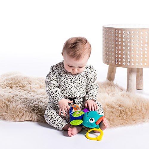 51SVFXtxcRL - Baby Einstein Musical Toy, Tunes Neptune