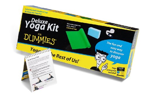 Hugger Mugger Deluxe Yoga Kit for Dummies by Hugger Mugger