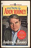 And More by Andy Rooney, Andy Rooney, 0446353892