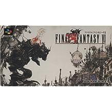 Final Fantasy VI (Japanese Import Video Game) [Nintendo Super NES] (japan import)