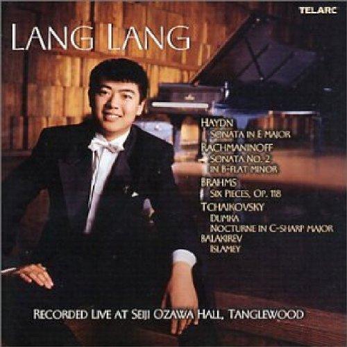 Lang Lang: Live at Seiji Ozawa Hall, Tanglewood by Telarc