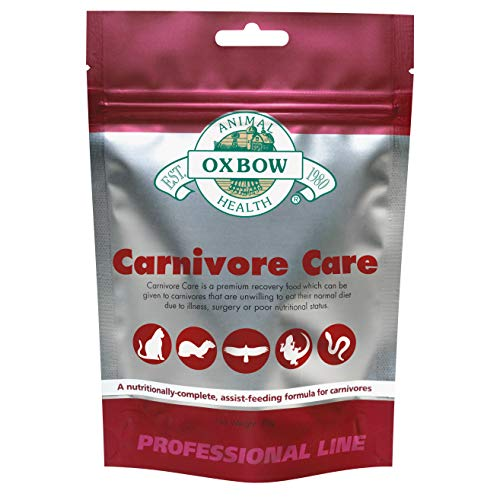 - Oxbow Carnivore Care Pet Supplement, 2.5-Ounce