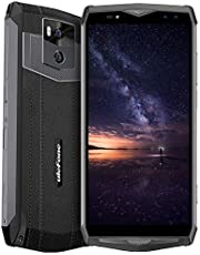 "Ulefone Power 5S 4G Mobile,13000mAh,6.0"" FHD MT6763 Octa Core 64-bit 2.0GHz CPU,Android 8.1 4GB RAM 64GB ROM Mobile,Dual SIM Business Unlock Phone,GPS + GLONASS,Unlocked Mobile (2018 New)"