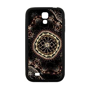 Artistic fractal abstract design Cell Phone Case for Samsung Galaxy S4