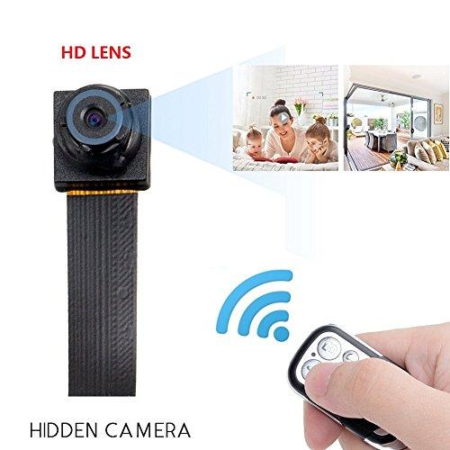 Portable Camera HD Recorder Security Detection
