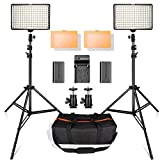 Samtian Video Light Kit